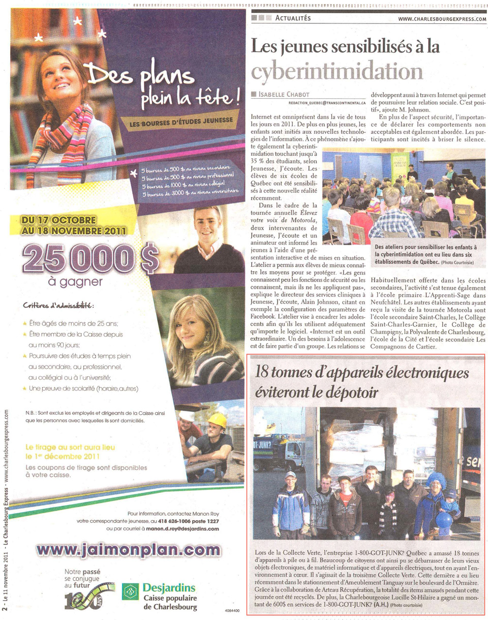 Le Charlesbourg Express